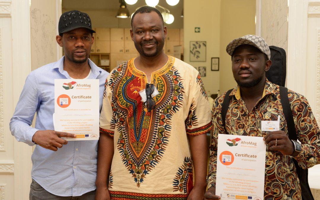 Élménybeszámoló az AfroMag záró rendezvényről
